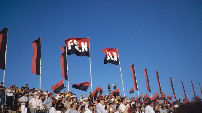 banderas FSLN